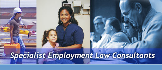 Specialist Employment Labour Law Cnsultants
